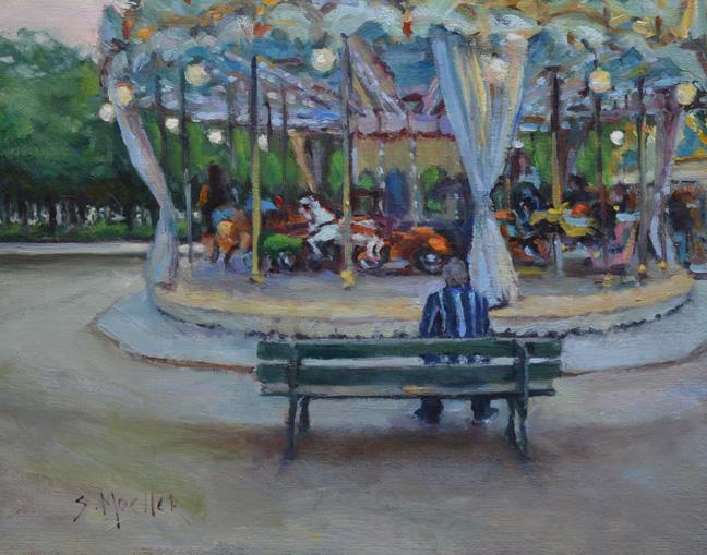Carrousel jardin des tuileries - Sculpture jardin des tuileries ...